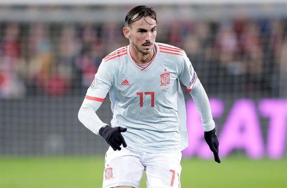 Fabián elige en el Suecia-España: ¿Barça o Real Madrid? (y hay sorpresa)