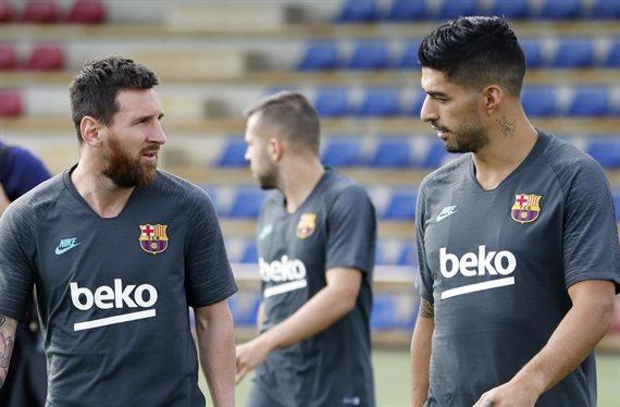 ¡Vuelta a Liverpool! El Barça tiene un plan que no gusta nada a Leo Messi