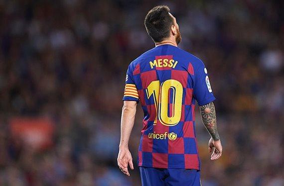 Messi evita un adiós cantado en el Barça (y pide más minutos para él)