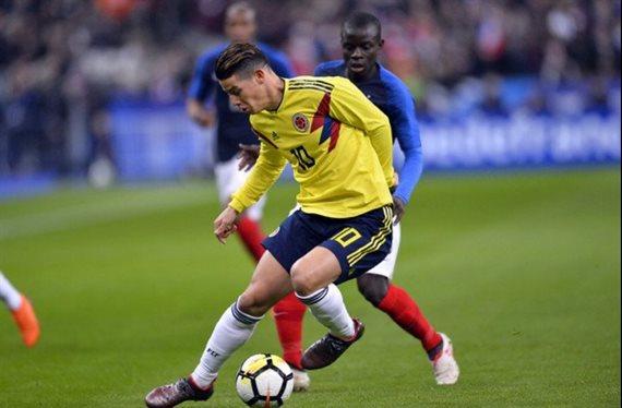 James Rodríguez no lo sabe pero ¡Florentino Pérez planea esto con él!