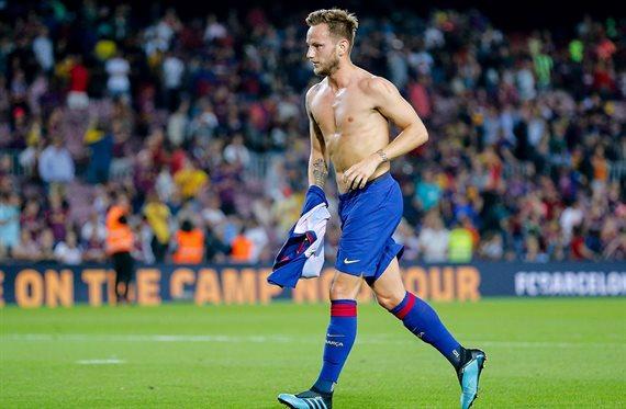 Y no es Rakitic. Se va del Barça rajando contra Ernesto Valverde