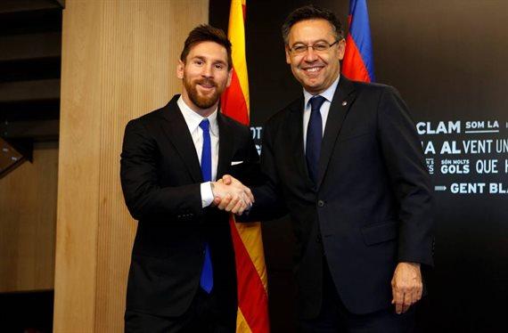 Messi pide a Bartomeu y Valverde este jugador del Real Madrid