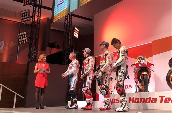 ¿Honda favorece a Marc Márquez y perjudica a Jorge Lorenzo?
