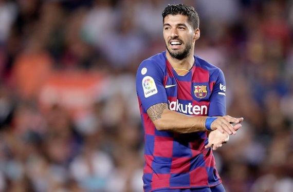 Los tres delanteros TOP que se han ofrecido para cargarse a Luis Suárez