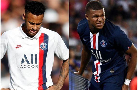 Pillan a Zidane espiando a un jugador del PSG que no es Neymar ni Mbappé
