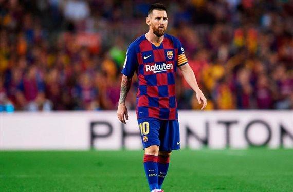 """""""Lo quiere en el Barça"""". Messi exigirá el fichaje de este crack para seguir"""