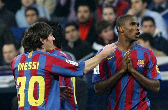 ¿Qué pasó con los compañeros de Messi en su debut en Barcelona?