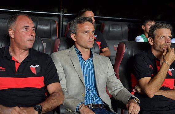 Pablo Lavallén, la alternativa del Inter de Porto Alegre para Coudet