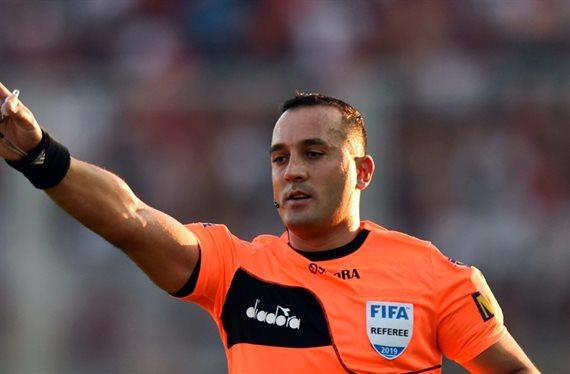 Los árbitros designados para la décima fecha de la Superliga