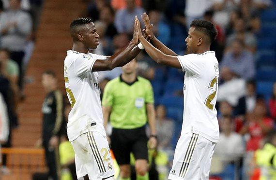 La última de Vinicius y Rodrygo que provoca las risas en el Barça