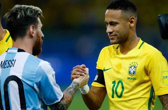 """""""Ya no quiero volver al Barça"""" El brasileño lo dice y Leo Messi alucina"""