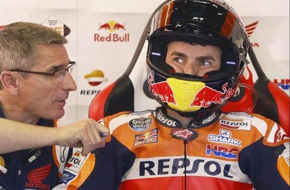 La maniobra de Honda para darle a Zarco el puesto de Lorenzo
