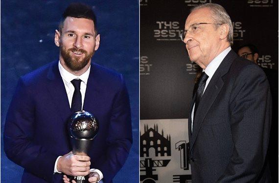 Messi lo llama: ¡Ven al Barça! Florentino Pérez lo tenía atado (¡Ya no!)