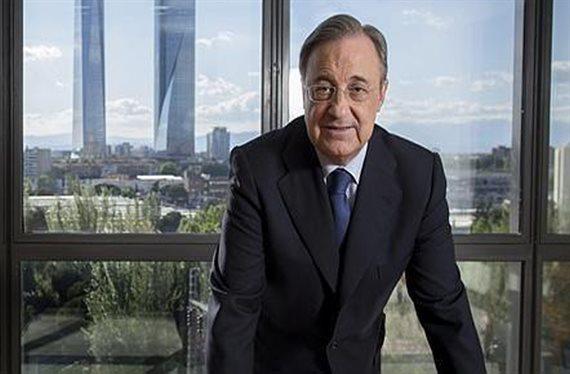 El informe fatal que se carga un fichaje de Florentino Pérez