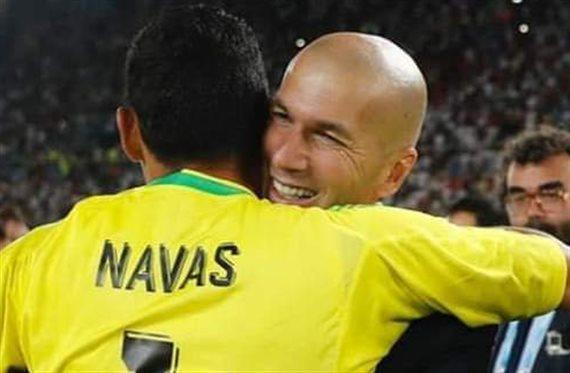 ¿Sabe de fútbol? El peor portero de la Premier y Zidane le quería