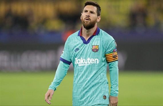 Messi pide que lo fichen ya: el Barça tiene nuevo defensa