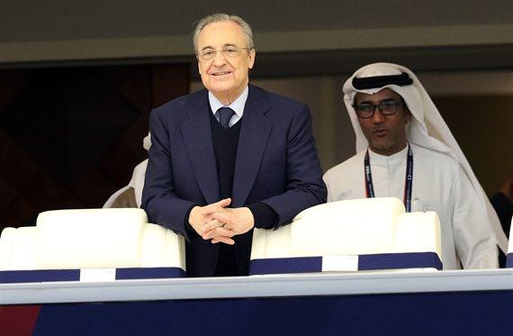 Florentino Pérez elige al galáctico para el ataque del Real Madrid
