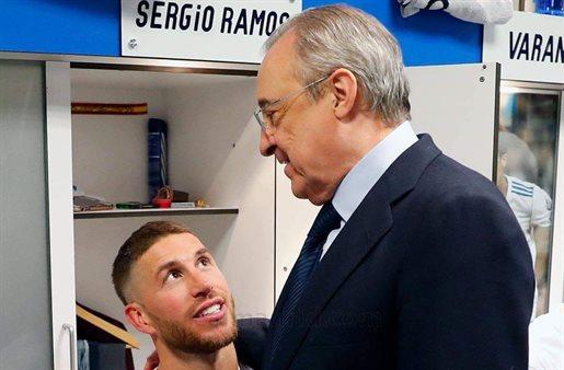 Se desvela el motivo por el que Sergio Ramos dijo no al sustituto de Zidane