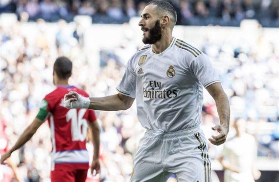 Benzema lo tapa: la pelea más fea en el Real Madrid