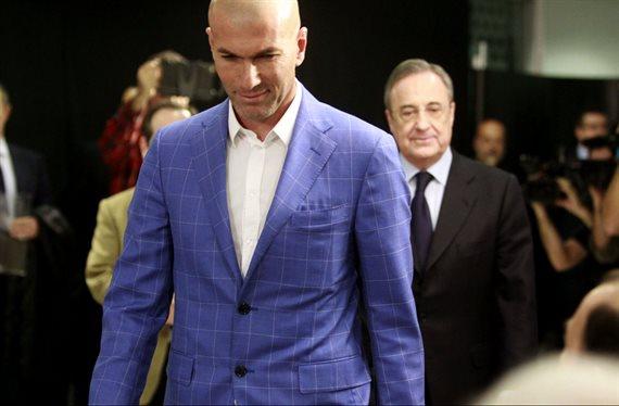 ¡Oferta de locos por un titular de Zidane! Y Florentino Pérez acepta