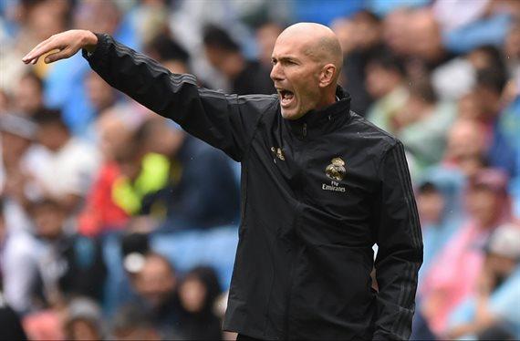 Raja de Zidane: Es titular en el Real Madrid (y quiere salir)