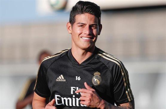 James Rodríguez tiene una oferta irrechazable (y no es del Real Madrid)