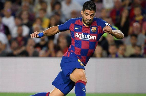 Luis Suárez tiene sustituto (no es Lautaro Martínez) y Messi lo aprueba