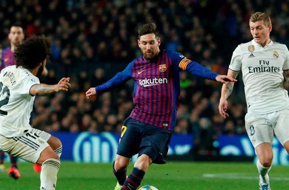 El clásico Barcelona-Real Madrid, postergado por los conflictos en Cataluña