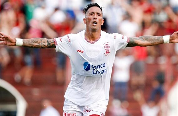 Seis meses después, Barrios volverá a ser titular en el Huracán-San Lorenzo