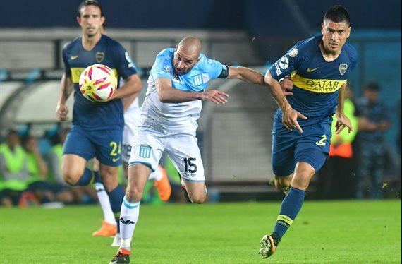 Con la atención en el Superclásico, Boca recibe a Racing con suplentes