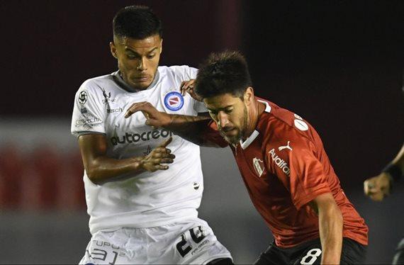 Independiente busca regresar al triunfo recibiendo al sorpresivo Argentinos