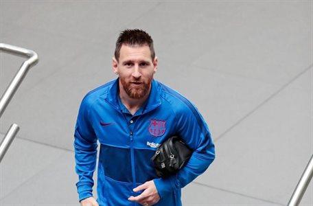 ¡Enciende la bomba! Messi de nuevo en la cuerda floja para el Barça.