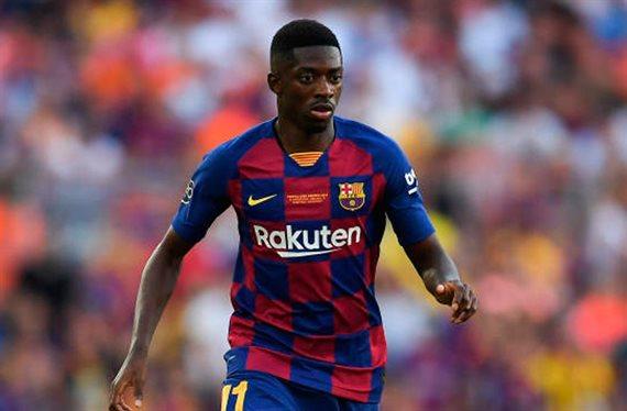 ¡Palo a Dembélé! El crack del Barça que le pone las cosas claras