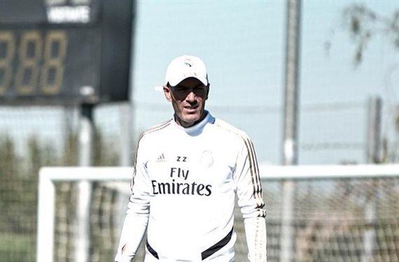 """""""100% en el Real Madrid en verano"""" Zidane no se rinde lo quiere si o si"""