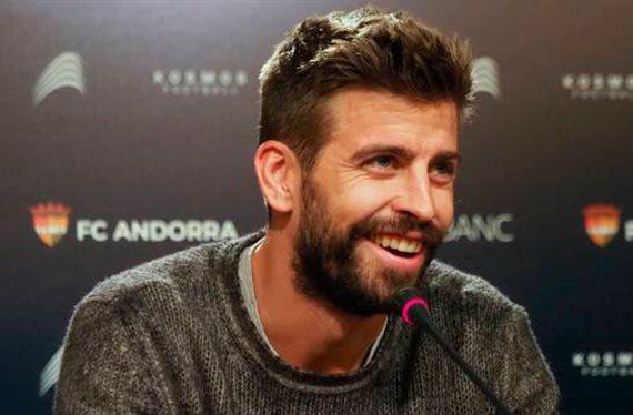 """""""Es el mejor"""". Piqué alucina con un jugador del Barça (y no es Messi)"""