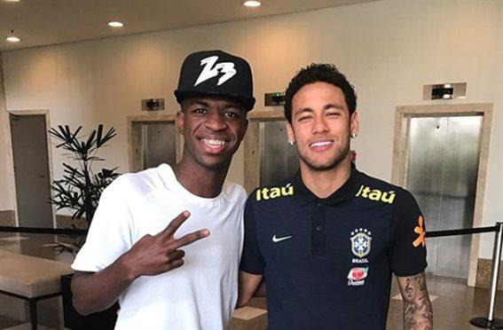 ¡¡Tremendo bombazo!! El brasileño podría jugar la eurocopa 2020 con España