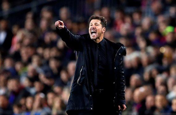 Simeone prepara un fichaje bomba que no gustará nada a Messi