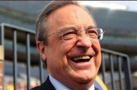 Florentino se reía del tridente. Ahora ellos se ríen en su cara