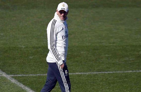 ¡Fuerte toque! Zidane muy abatido, estas podrían ser sus últimas horas