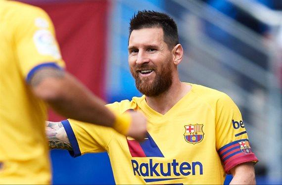 Messi suelta la bomba (es bestial): Ojo a la salvajada