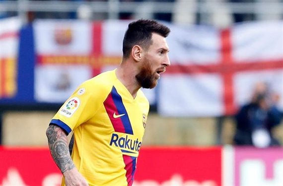 ¡Bombazo! Messi habla y no para bien (problemas nuevos se vienen)