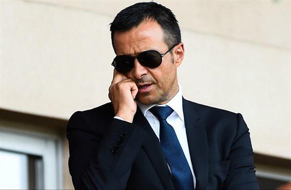 Jorge Mendes lo lleva al Madrid: fichaje de urgencia para Florentino Pérez