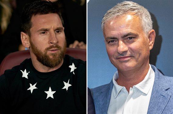 ¡Messi tiembla! Mourinho viene con una bomba al Real Madrid