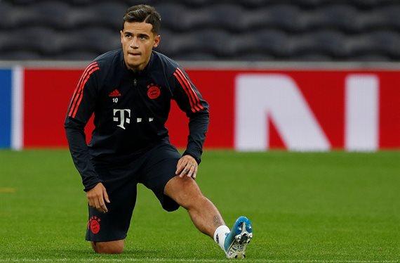 Coutinho le recomienda un crack al Barça (y no es del Bayern)
