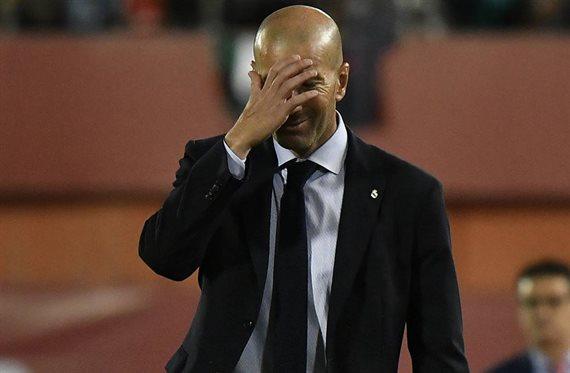 """45 millones y le dice """"no"""" a Zidane: el fichaje frustrado del Real Madrid"""