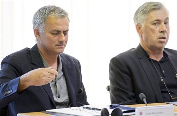 ¡Conmoción! El elegido de Florentino Pérez no es Mourinho, sino él
