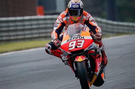 El tapado de Ducati no era Lorenzo, ¡sino Marc Márquez!