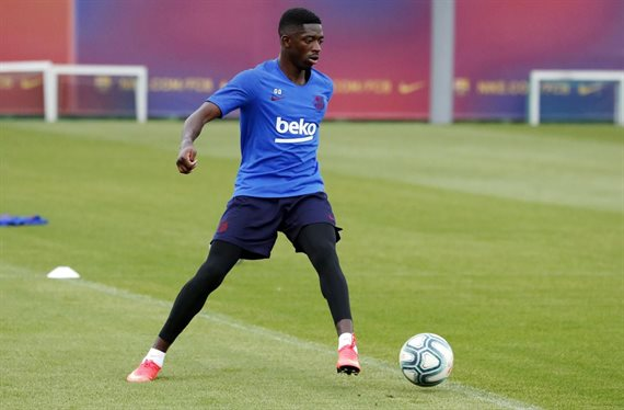 El movimiento a tres bandas que saca a Dembélé del Barça