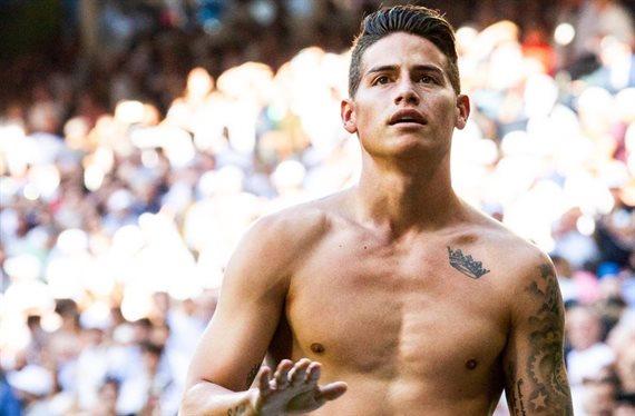 James Rodríguez tiene un mensaje bomba de Mourinho (y es éste)