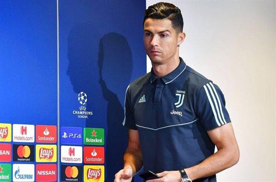 ¡Hay bomba Cristiano Ronaldo! Y va de Florentino Pérez y el Real Madrid